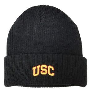 Other - USC Embroidered Knit Cap, Black